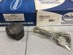 Supertech Piston + Eagle Con Rod - B16 B18C (82mm)