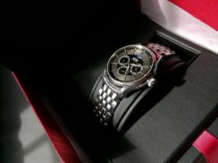 Jam Oris Moonphase