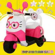 Hello Kitty Electric Bike For Kids RHP-6190