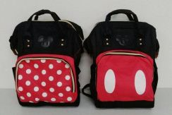 Mickey & Minnie Bagpack