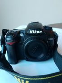Nikon D7000 Body + Lens