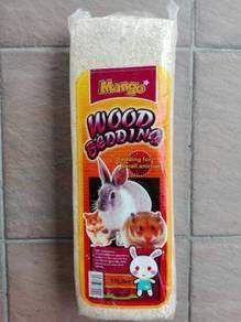 Mango Wood Bedding 15Litre for Hamster Rabbit