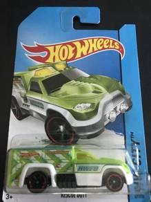 Hot Wheels RESCUE DUTY 2014 Treasure Hunt Series