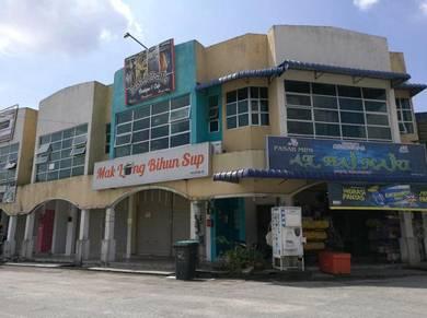 Strategic Shop Lot with Carpark - Kulim