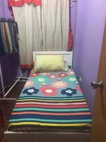 Room for Rent : Apartmen Saujana, Johor Bahru