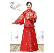 The Palace Wedding Cheongsam 2018