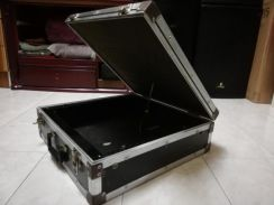 Mixer rack case
