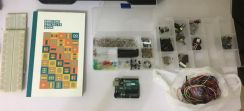 Arduino Kit + Project Book + Various Components