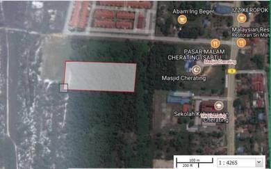 4 acre Agri Land Residential Zoning Belakang Masjid Cherating