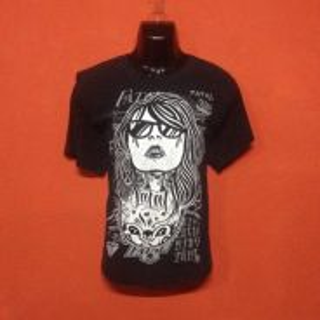 Baju brand FATAL fullprint t shirt