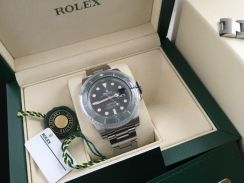 Rolex Submariner Stainless Steel 116610LV