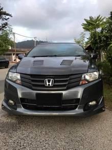 Honda City 2009-2014 carbon fiber bonnet