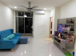 Ria Apartment Sri Ehsan, Kepong, [Ground Floor, Limited Unit]