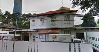 Jalan Imbi 2 Sty Bungalow KL City