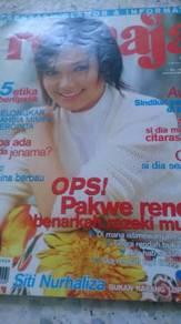 Pelbagai majalah untuk di jual dari tahun 2003