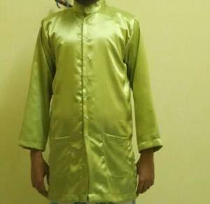 Baju Melayu Kilat 2 Kocek