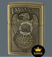 Zippo lighter eagle series2
