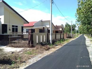 Banglo MURAH & SIAP tepi jalan Beris Lalang