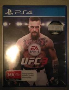 PS4 Games ( UFC 3 )
