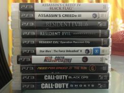 Ps3 games to let go
