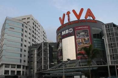 Menara Uncang Emas Office 1500sf at Vivahome mall Miharja near LRT