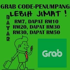 Grab Cash Vouchers -Limited