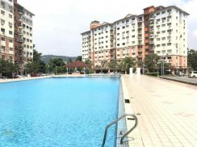 1K deposit full loan kondominium sri hijau mahkota cheras