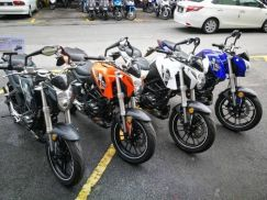 Demak 250cc Stock-Clearance (Promotion CNY)