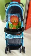 Stroller Sweet heart 2in1 with rocker
