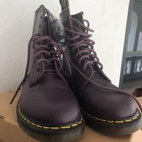 Dr Martens Purple Boot