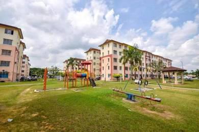 Megah villa apartment kota warisan