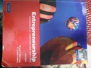 Enterpreunership