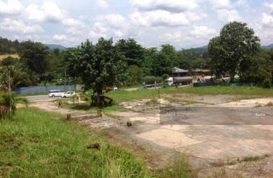 Rawang sg.Bakau Industry Land for Rent