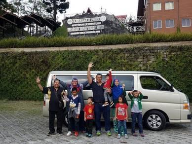 Pakej Tour Murah Melancong Sabah (KK-Kundasang)