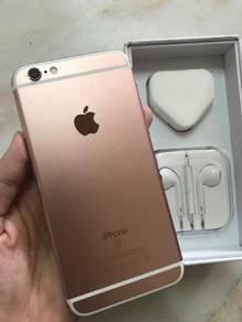 Iphone 6s ( 64 GB ) Rose Gold