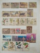 Old 1980s Stamps