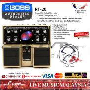 Boss RT-20 Rotary Ensemble Effect Pedal (RT20)