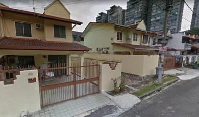 2 Storey Menjalara House ( Fully Renovated)