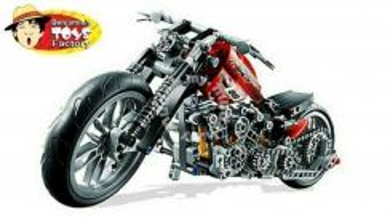 Harley-Davidson (Mini Blocks/ Bricks)