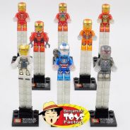 Iron Man (SY Build Toy) 8in1