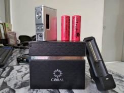 Lost Vape Coral DNA60 18500 battery charger
