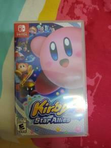 Nintendo Switch Kirby Star Alies