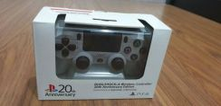 PS4 Dual Shock 4 20th Anniversary Limited Edition