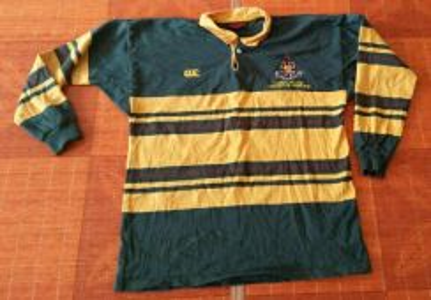 Canterbury collared shirt