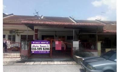 Puncak Jelapang Silibin house For Sale 20x70 Ipoh Perak