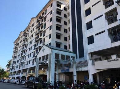 Apartment Pangsapuri Laksamana Cheng Ho 1,Bandar Hilir Melaka