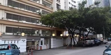 1370sf Mutiara Villa Condo Bukit Ceylon jalan Alor Bukit Bintang