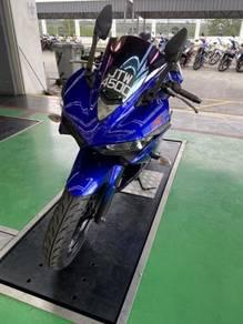 Yamaha r25 original hand clutch