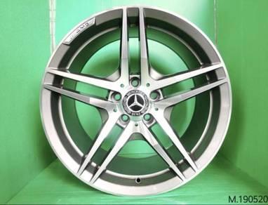 18 inch Mercedes Five spoke Rim W204 W211 W212