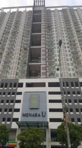 Menara u condo fully furnished for sale!!!